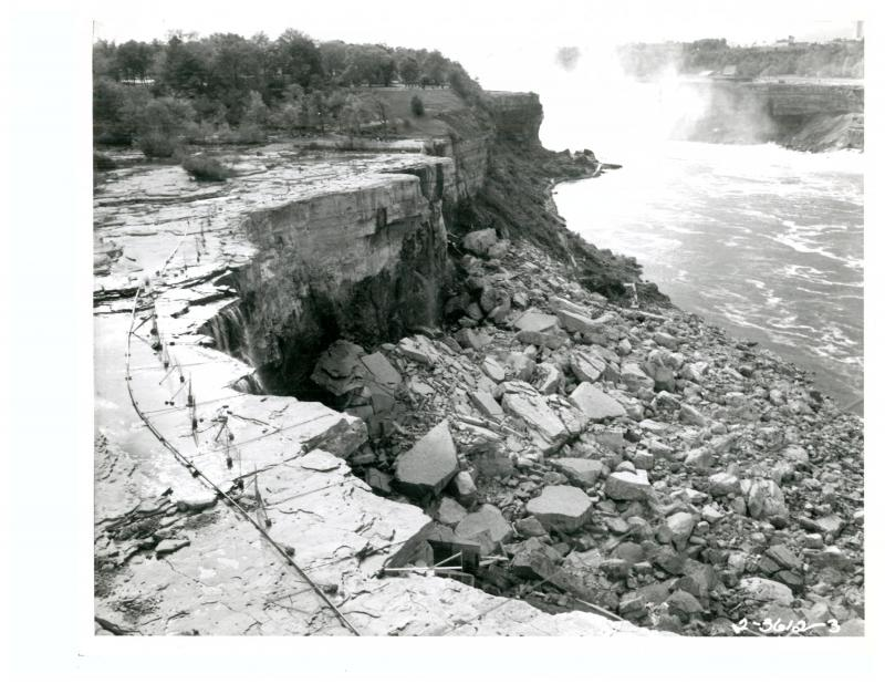 The Man Who Turned Off Niagara Falls Great Lakes Today