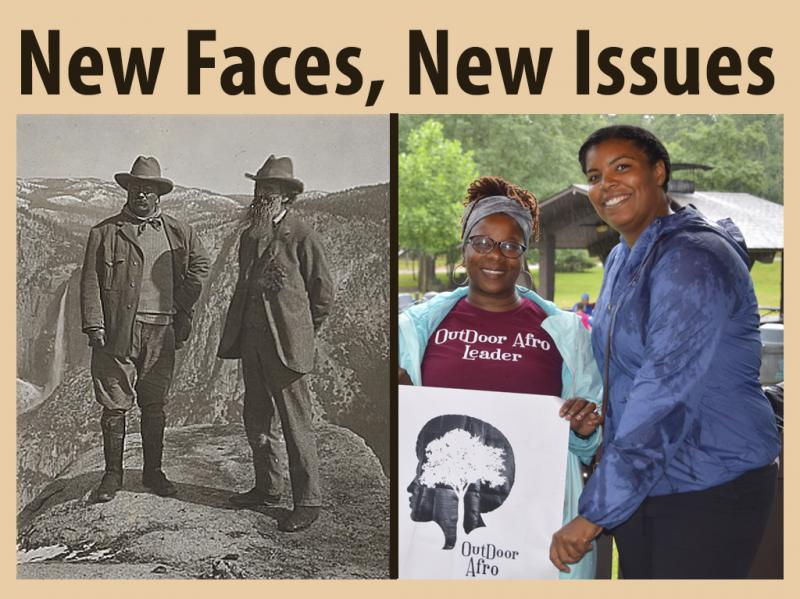 New Faces, New Issues